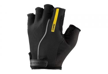 Paire de gants courts mavic 2017 ksyrium pro noir xl