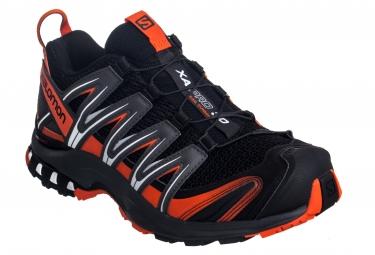 SALOMON Shoes XA PRO 3D Black Orange