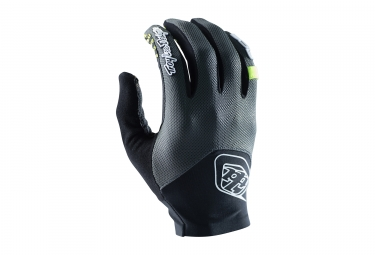 gants longs troy lee designs ace 2 gris 2017 xl