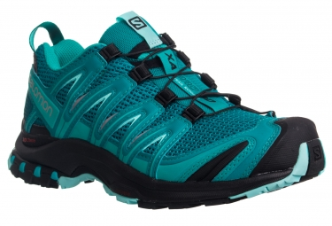 SALOMON XA PRO 3D Shoes Women Blue