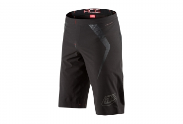 short troy lee designs ace 2 0 noir 2017 36