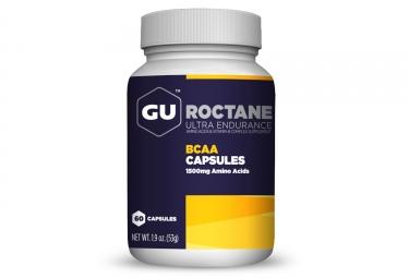 GU BCAA 60 cápsulas