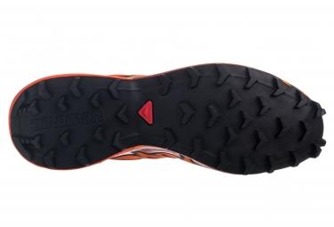 salomon speedcross 4 orange 42 2 3