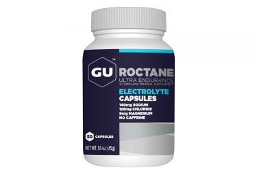 Compléments Alimentaires GU Electrolyte 50 Capsules