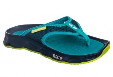 Chaussures de recuperation salomon rx break femme bleu 38