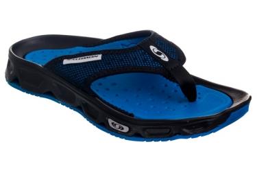 chaussures de recuperation salomon rx break bleu noir 40 2 3