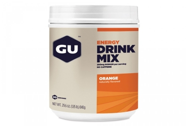 GU Energy Drink Orange 840g