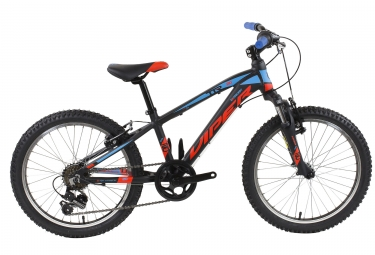 Viper TR24 20´´ Bike Shimano 6s Black Blue Red