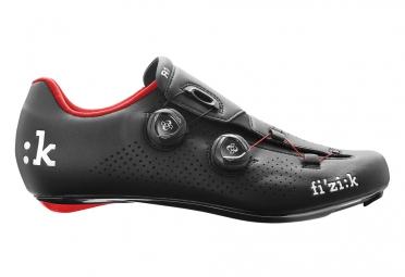 Chaussures Route Fizik R1 Uomo BOA Noir Rouge
