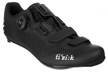 FIZIK Road Shoes R4B UOMO Black White