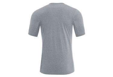Maillot Manches Courtes Gore Running Wear Essential Gris