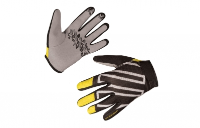 Endura hummvee II Gloves - Jaune