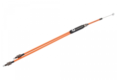 cable rotor haut vocal bmx retro orange