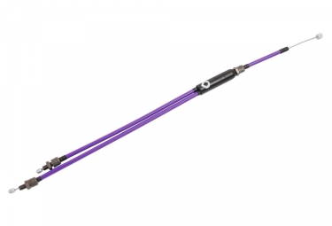 Cable rotor haut vocal bmx retro violet