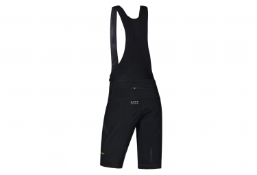 short 2 en 1 gore bike wear power trail noir xxl