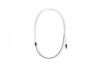 Cable et gaine de frein vocal mercury blanc