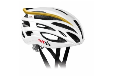 Casco zeroRH 2in1  Blanc / Or