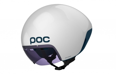 casque poc cerebel blanc 2017 m 54 60 cm