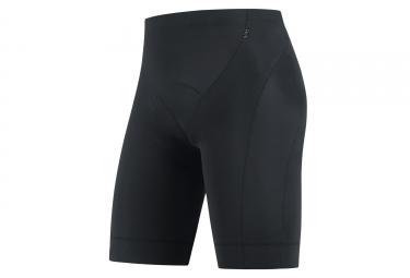 Cuissard Court Sans Bretelles Gore Bike Wear Element Noir