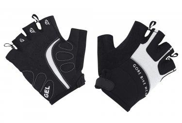 Paire de gants gore bike wear power lady blanc noir xxs