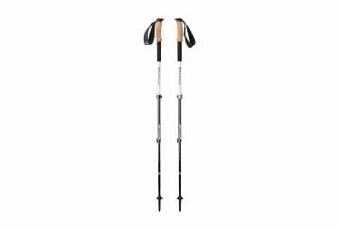 Black diamond batons de marche alpine carbon cork 63 130cm