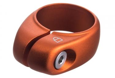 Collier Antivol de Selle Ixow Safering Gravity Orange