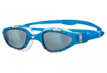lunettes de natation zoggs aqua flex bleu