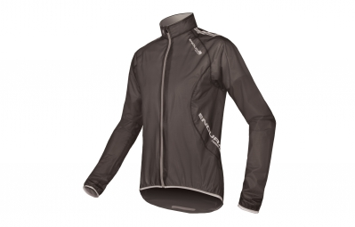 ENDURA Windbreaker Waterproof ADRENALINE RACE Black