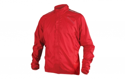 endura coupe vent pakajak rouge m