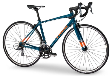 Vélo de Route Femme Trek Lexa 2 Shimano Claris 8V 2017 Bleu