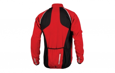 endura veste convert softshell rouge xl