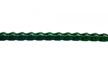 Chaine yaban demi maillon mk918 1 2 x 1 8 vert