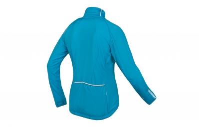 endura veste coupe vent femme roubaix bleu s
