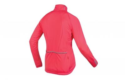 endura veste coupe vent femme roubaix rose s