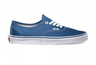 vans paire de chaussures authentic navy 46
