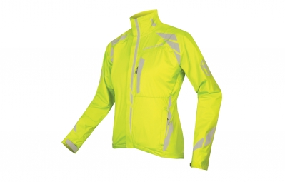 ENDURA Women's jacket LUMINITE II Yellow