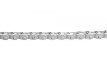 Chaine yaban demi maillon mk918 1 2 x 1 8 blanc
