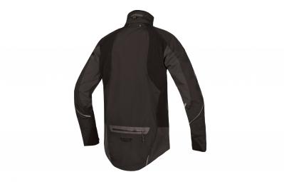endura veste coupe vent velo ii protection ptfe noir m