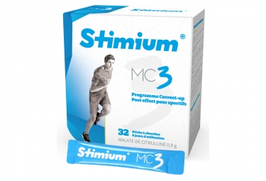 Complement alimentaire Stimium MC3 32 sticks