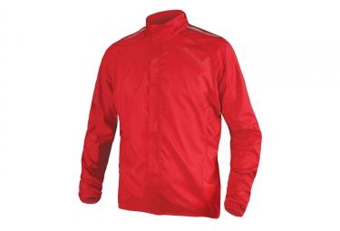 endura veste coupe vent pakajak rouge s