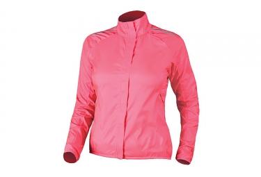 endura veste coupe vent pakajak femmes rose s