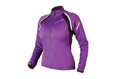 ENDURA CONVERT Softshell Jacket Women Purple
