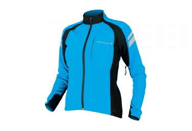 ENDURA Jacket Women WINDCHILL II Blue