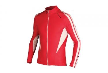 endura veste fs260 pro roubaix rouge l