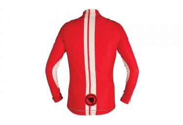 endura veste fs260 pro roubaix rouge xl