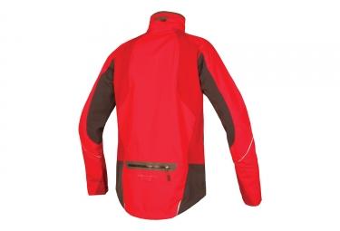 endura venturi ii ptfe protection jacket red m