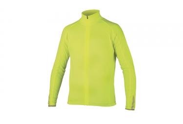endura veste roubaix jaune fluo l