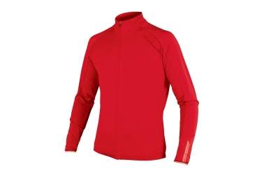 endura veste roubaix rouge s