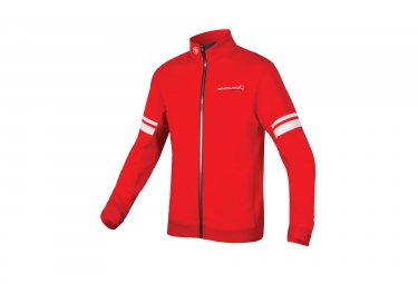 Endura Thermal Windproof Jacket Pro SL Red