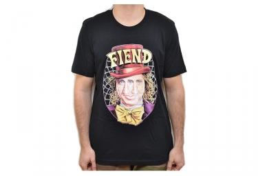 T shirt fiend palmere v2 noir m